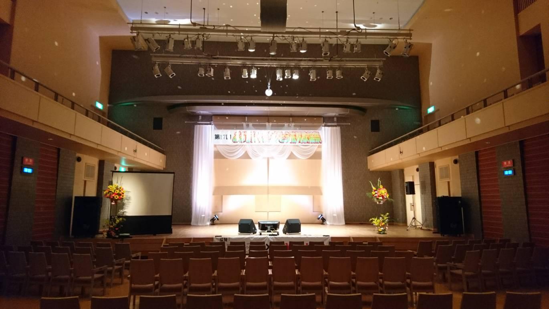 ホール開催カラオケ発表会